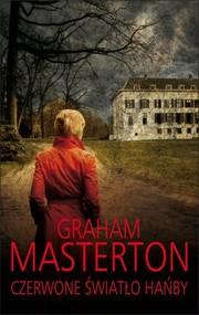 okładka Czerwone światło hańby, Książka | Graham Masterton
