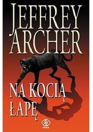 okładka Na kocią łapę, Książka   Jeffrey Archer
