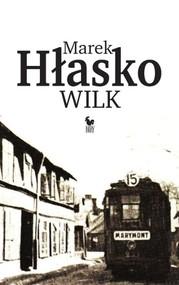 okładka Wilk , Książka | Hłasko Marek