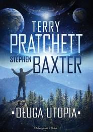 okładka Długa utopia, Książka | Stephen Baxter, Terry Pratchett