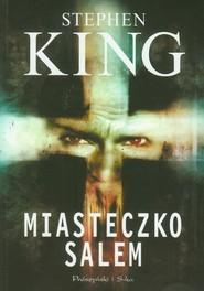 okładka Miasteczko Salem, Książka | Stephen King