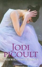 okładka Dziewiętnaście minut, Książka | Jodi Picoult