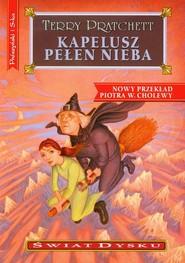 okładka Kapelusz pełen nieba, Książka | Terry Pratchett