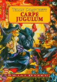 okładka Carpe Jugulum, Książka | Terry Pratchett