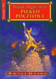 okładka Piekło pocztowe, Książka | Terry Pratchett