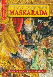 okładka Maskarada, Książka | Terry Pratchett