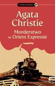 okładka Morderstwo w Orient Expressie, Książka | Agata Christie