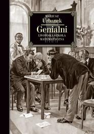 okładka Genialni. Lwowska szkoła matematyczna, Książka | Mariusz Urbanek