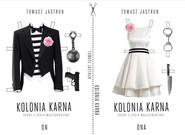 okładka Kolonia karna. Sceny z życia małżeńskiego, Książka | Tomasz Jastrun