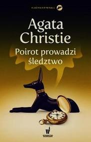 okładka Poirot prowadzi śledztwo, Książka | Agata Christie