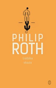 okładka Ludzka skaza, Książka   Philip Roth