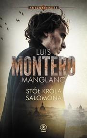 okładka Stół króla Salomona. Poszukiwacze, Książka   Luis Montero