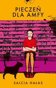 okładka Pieczeń dla Amfy, Książka | Salcia Hałas