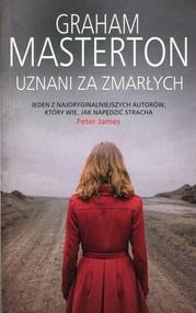 okładka Uznani za zmarłych, Książka | Graham Masterton