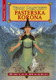 okładka Pasterska korona, Książka | Terry Pratchett