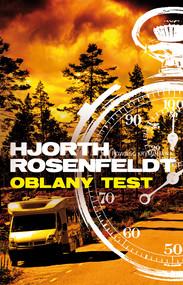 okładka Oblany test, Książka | Michael Hjorth, Hans Rosenfeldt