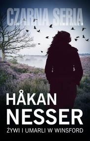 okładka Żywi i umarli w Winsford, Książka | Håkan Nesser