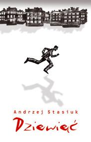 okładka Dziewięć, Książka | Andrzej Stasiuk