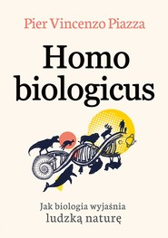 okładka Homo Biologicus, Ebook | Piazza Pier-Vincenzo
