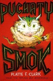 okładka Puchaty smok, Książka | Platte F. Clark