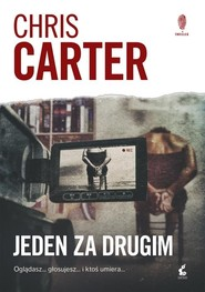 okładka Jeden za drugim, Książka | Chris Carter