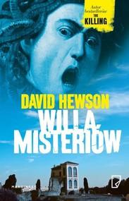 okładka Willa Misteriów, Książka   David Hewson