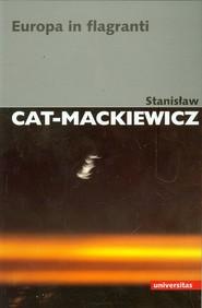 okładka Europa in flagranti, Książka   Stanisław Cat-Mackiewicz