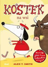 okładka Kostek na wsi, Książka | Alex T. Smith