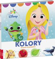 okładka Disney Maluch Kolory DBN-5, Książka | Urszula Kozłowska