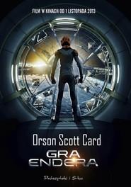 okładka Gra Endera, Książka | Orson Scott Card