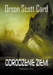 okładka Odrodzenie Ziemi, Książka | Orson Scott Card
