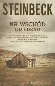 okładka Na wschód od  Edenu, Książka | John Steinbeck