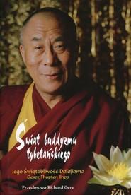 okładka Świat buddyzmu tybetańskiego, Książka | Dalajlama XIV