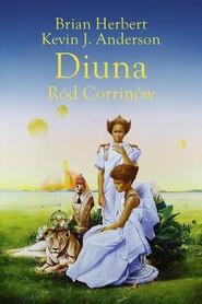 okładka Diuna. Ród Corrinów, Książka | Brian Herbert, Kevin J. Anderson