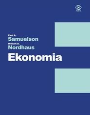 okładka Ekonomia, Książka   Paul A. Samuelson, William D. Nordhaus