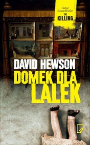 okładka Domek dla lalek, Książka   David Hewson