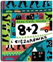 okładka 8+2 i ciężarówka, Książka | Vestly Anne-Cath