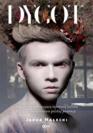 okładka Dygot, Książka | Jakub Małecki