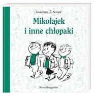 okładka Mikołajek i inne chłopaki, Książka | René Goscinny, Jean-Jacques Sempé