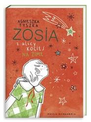 okładka Zosia z ulicy Kociej. Na zimę, Książka   Agnieszka Tyszka