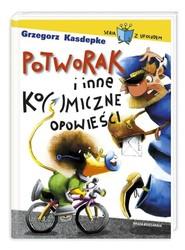 okładka Potworak i inne ko(s)miczne opowieści, Książka | Grzegorz Kasdepke