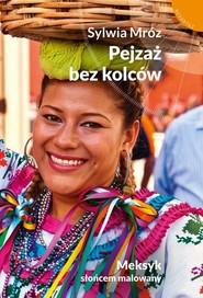 okładka Pejzaż bez kolców. Meksyk słońcem malowany, Książka | Sylwia Mróz