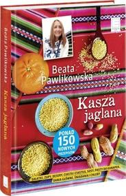 okładka Kasza jaglana, Książka | Beata Pawlikowska