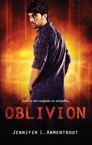 okładka Oblivion, Książka | Armentrout Jennifer L.