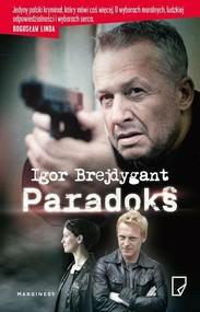okładka Paradoks, Książka | Igor Brejdygant
