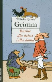 okładka Baśnie dla dzieci i dla domu. Tom 1-2. Pakiet, Książka | Jakub Grimm, Wilhelm Grimm