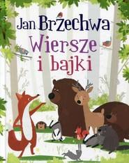 okładka Wiersze i bajki, Książka | Jan Brzechwa
