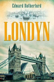 okładka Londyn, Książka | Edward Rutherfurd