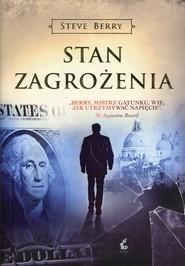 okładka Stan zagrożenia, Książka | Steve Berry