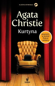 okładka Kurtyna, Książka | Agata Christie